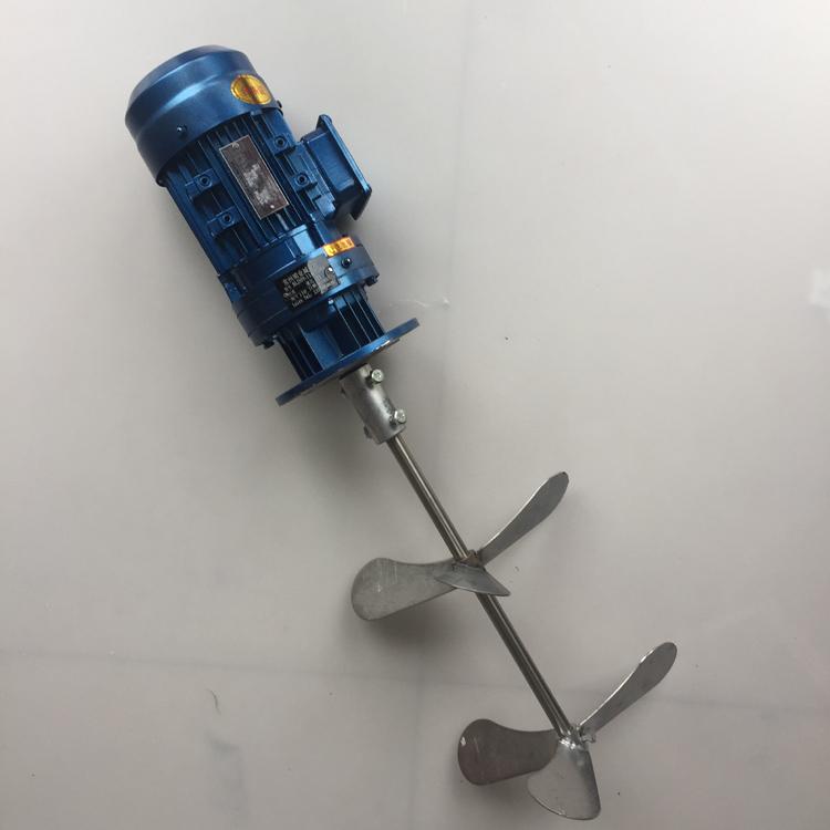 Размешивать машинально вертикальный низкая скорость грязный вода иметь дело с клей мыть чистый хорошо производить размешивать оборудование PE пластик плюс медицина размешивать баррель