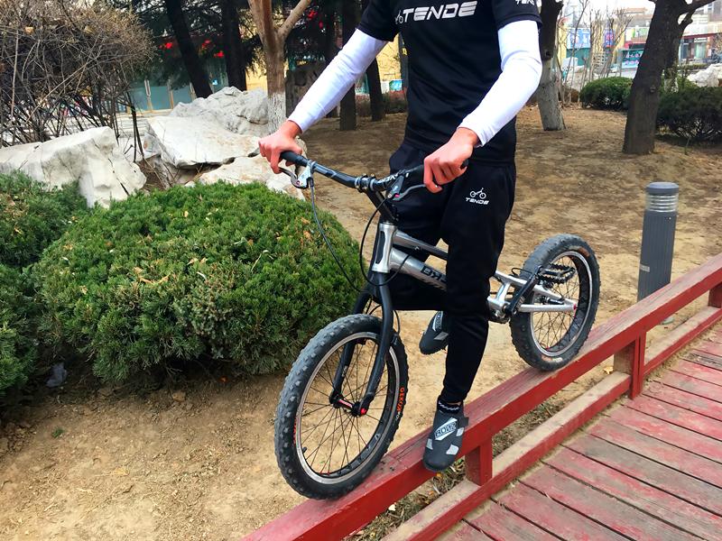 TENDE развивать специальный барьер препятствовать одиночная машина обучение брюки подъем подъем велосипед брюки брюки обучение брюки