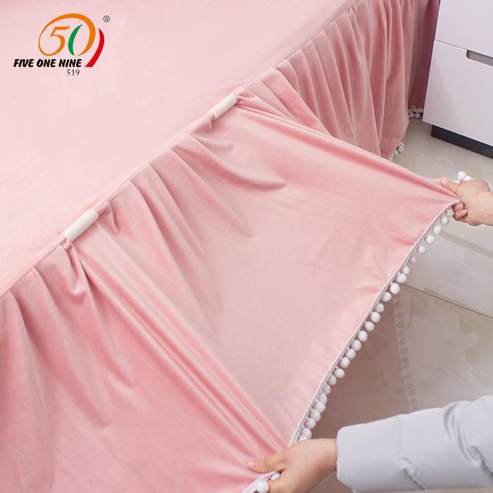 Лист фиксированный клип матрас скольжение одеяло фиксированный устройство находятся односпальная кровать коническая шляпа из бамбука кровать наборы постельного белья окружать противо пробег клип 10 штук