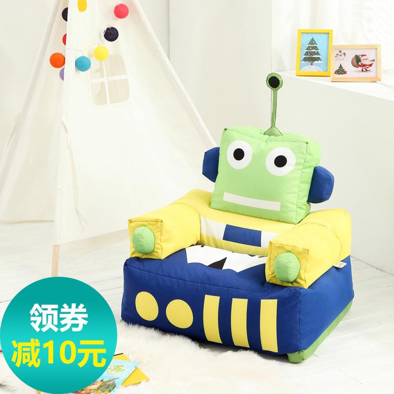 Ребенок диван мультики ребенок бездельник мини диван стул мальчик чтение кок это люди, одноместный диван сиденье
