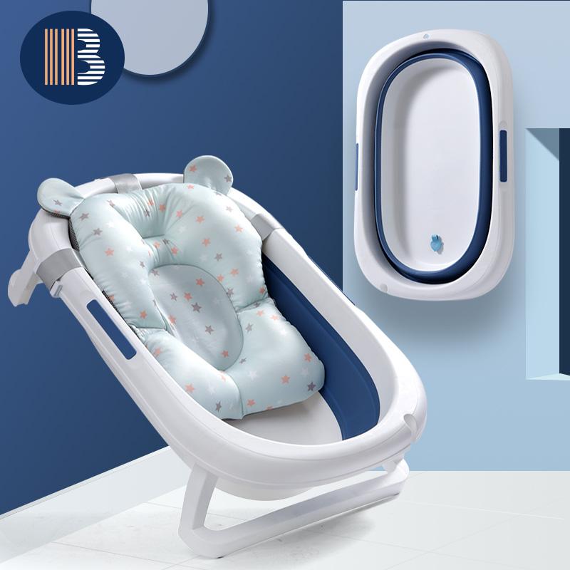 宝宝折叠初生新生幼儿童家用洗澡盆