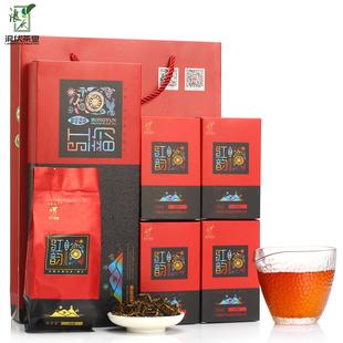 浪伏有机红茶2019年新茶凌云白毫茶特级茶叶红韵红茶160g品牌