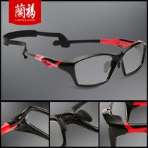 打篮球眼镜户外运动眼睛可配近视男超轻zu球专业防雾护目镜全框架