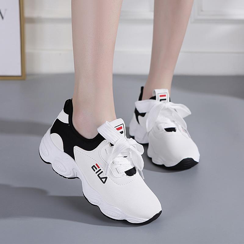 智熏鞋复古网红超火女学生运动板鞋ins潮初中生韩版百搭休闲球鞋