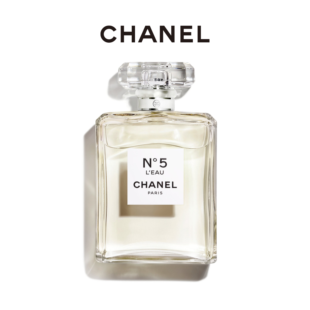 CHANEL 香奈儿五号之水 n5经典女士香水 花香调