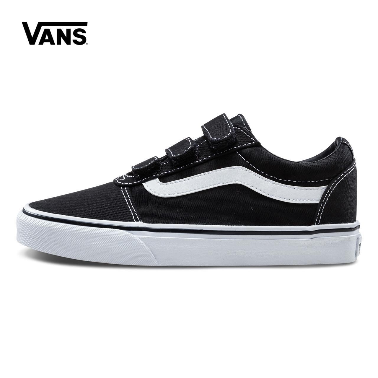 Vans/范斯春季粉色女款运动鞋板鞋 VN0A3MW91WX