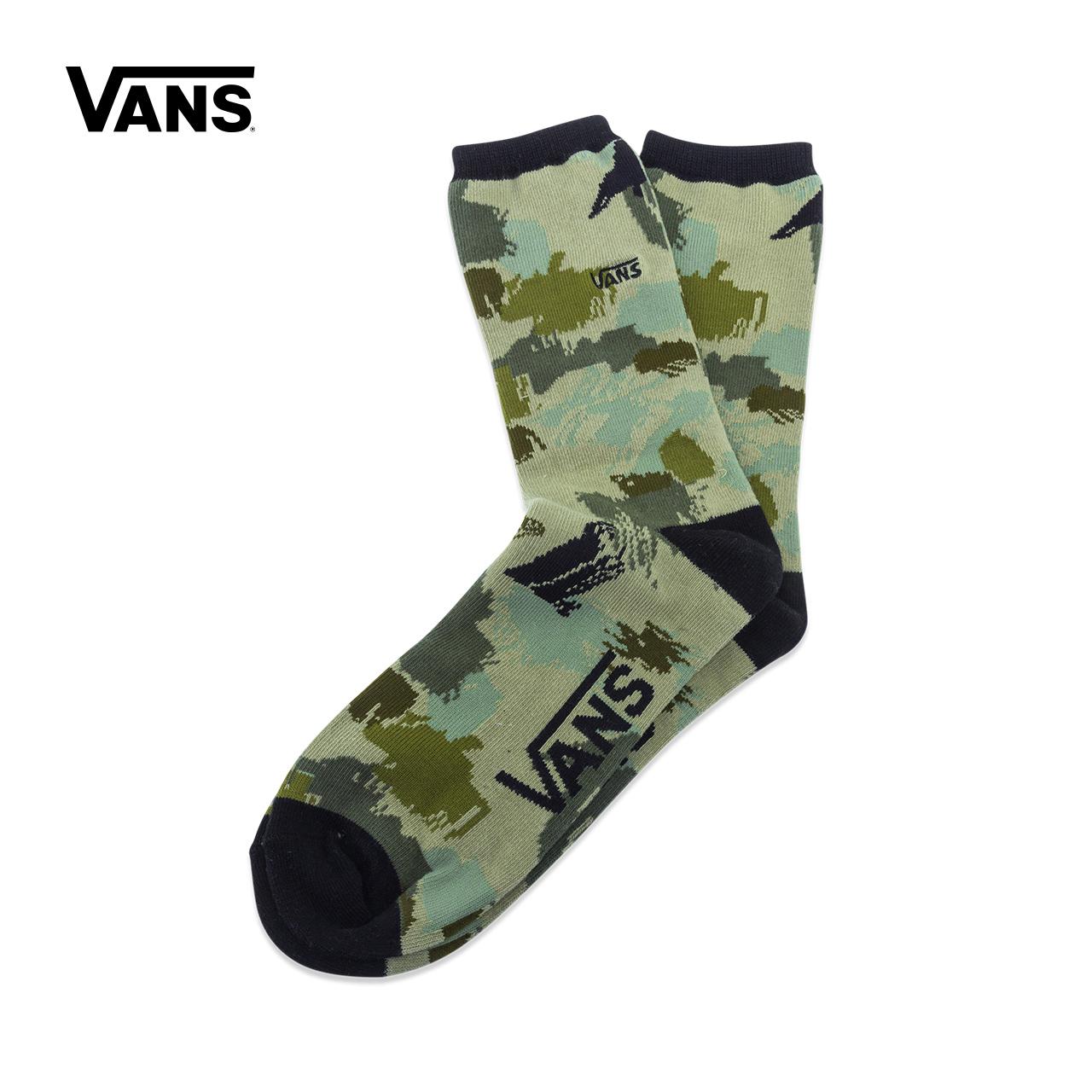 Vans/ модель этот весна камуфляж печать мужской носки |VN0A3DBFPSY