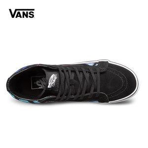 Vans/范斯黑色/彩色/女款板鞋休闲鞋|VN00018I JOV