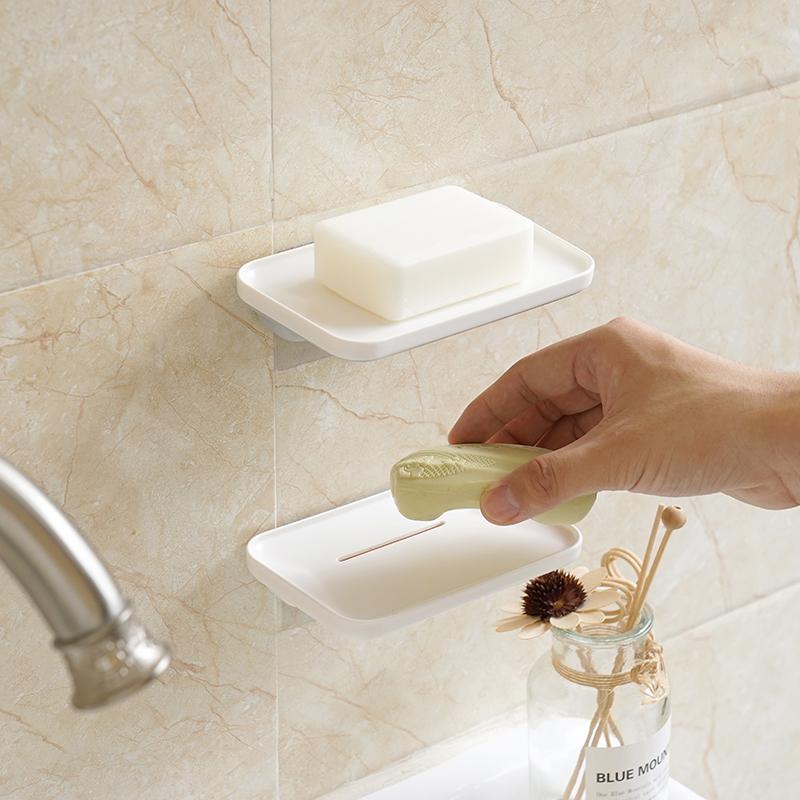 架创意沥水简约家用卫生间香皂盒11月05日最新优惠