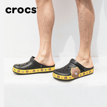 Crocs cave men's and women's Karachi line friends karaoke beach Baotou sandals 205791