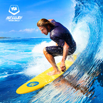 Wilmas Professional Surfboard adult children beginner standing long board surf photography prop Water Skateboard