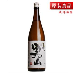 日本原装进口洋酒 尾张男山清酒 北海道雪山之水本酿造烧酒1.8L