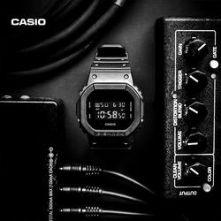 【粉丝专享】DW-5600BB casio旗舰店小方块电子学生手表