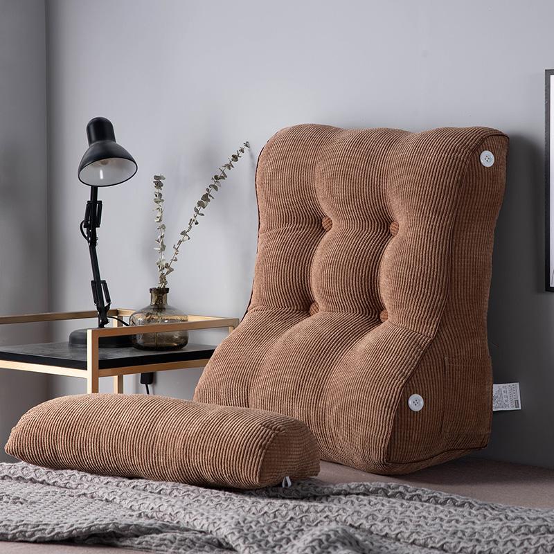 护腰床头靠垫床头板软包床上靠枕沙发大靠背垫榻榻米床靠背可拆洗