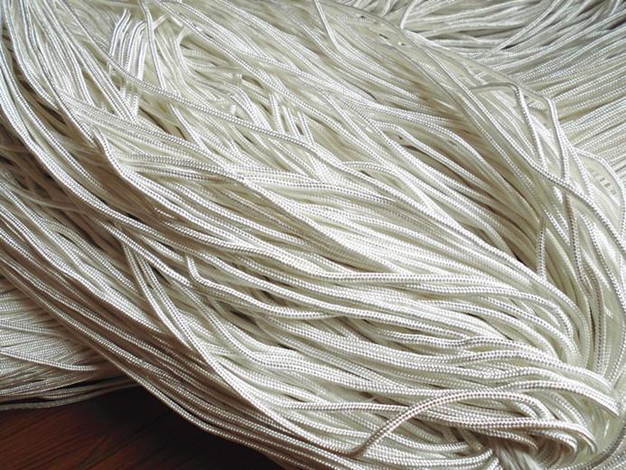 Полиэфир из нейлонового корда вязанные Диаметр каната 5 мм длина 100 м веревка веревочного веревки веревки веревки пакет канатный