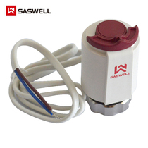 Senwil Saswell electrothermal Actuator Ground heating chamber temperature control electric valve solenoid valve SA95
