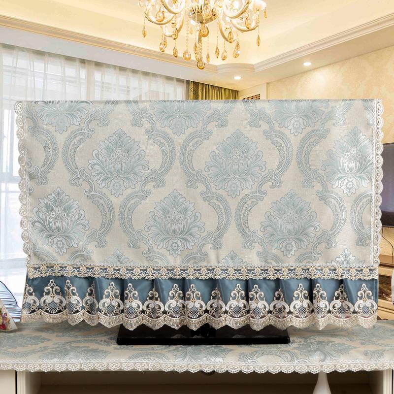 Континентальный подвесной 32 - дюймовый телевизор капот 60 ткань жидкий кристалл 47 пылезащитный чехол крышка 55 станции стиль 42 дюймовый обложка тканевая полотенце