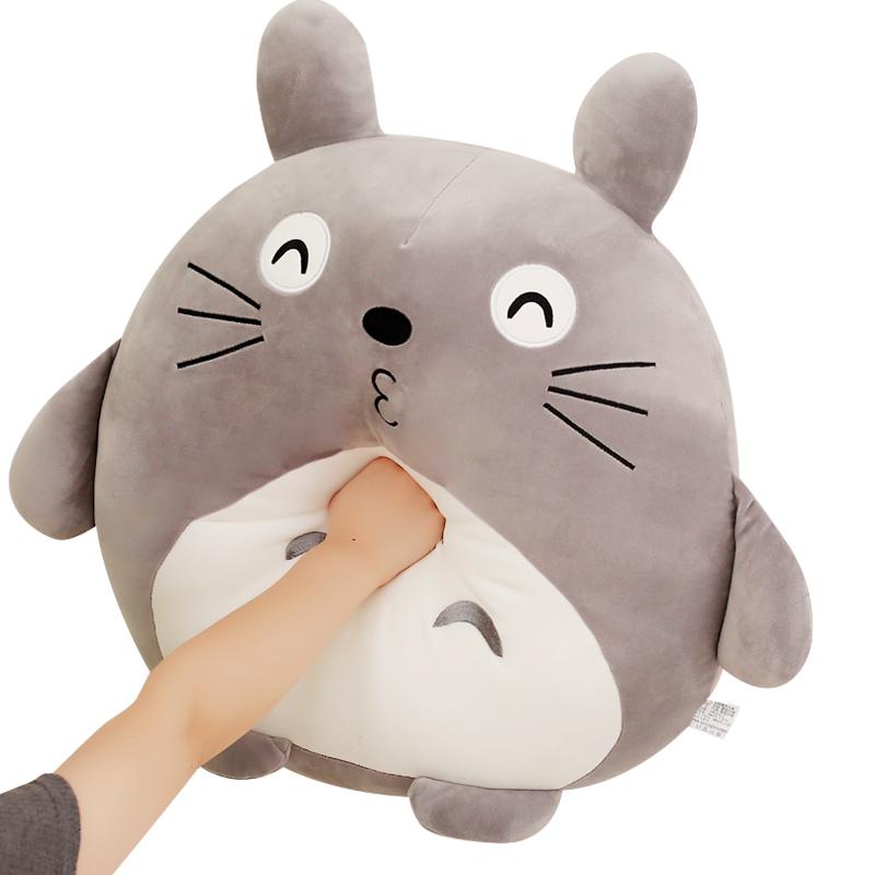 暖手公仔表情搞怪毛绒玩具睡觉抱枕好用吗
