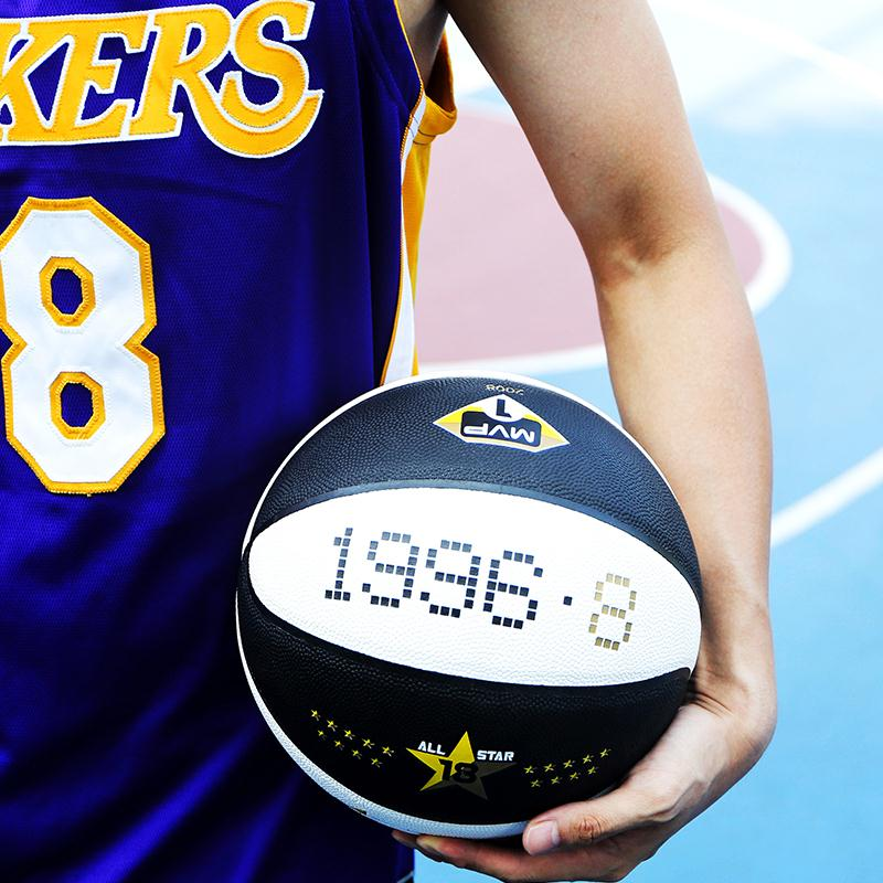 Kobe Basketball Kobe commemorative limited indoor and outdoor wear-resistant, antiskid and sweat absorbing fancy basketball Mamba spirit