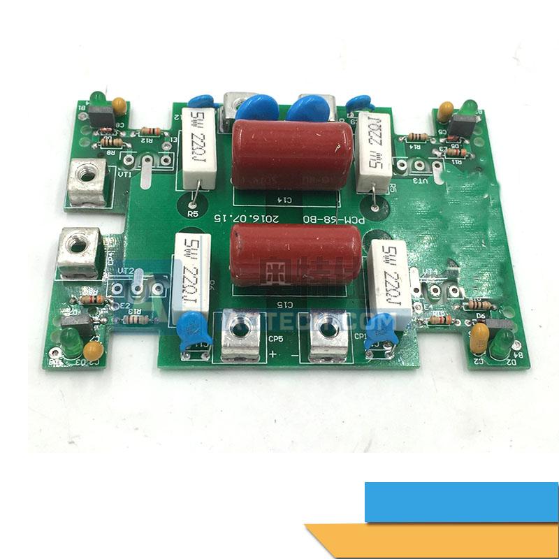 12-01新券zx7-400逆变板/单管igbt线路板