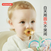 Infant comfort pacifier super soft sleeping simulation breast milk weaning artifact baby comfort Pacifier