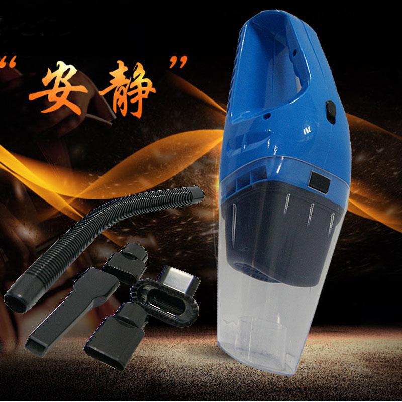 车载吸尘器充气汽车12V车内车用家用干湿两用大功率四合一