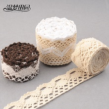 Cotton lace, sofa cover, quilt cover, curtain, clothing, cloth, garment, hand DIY accessories, decorative accessories.