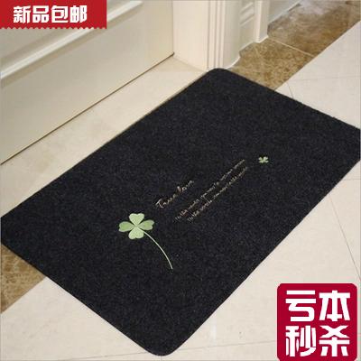 进门家用地垫入户门垫卧室门口厨房吸水脚垫卫浴防滑垫子地毯定制
