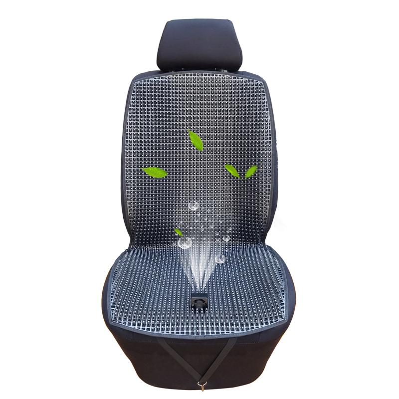 路傲士气流垫隔热降温通风座垫散热汽车坐垫夏季椅垫透气塑料凉垫