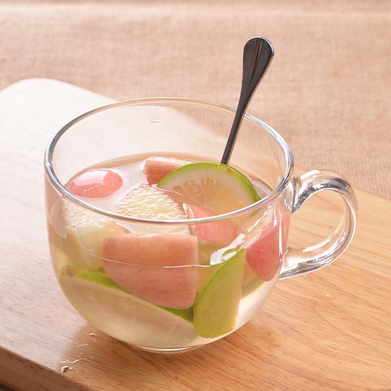 Молочный чай чашка напиток товары фрукты чай йогурт завтрак хвостовик стакан творческий простой личность домой с