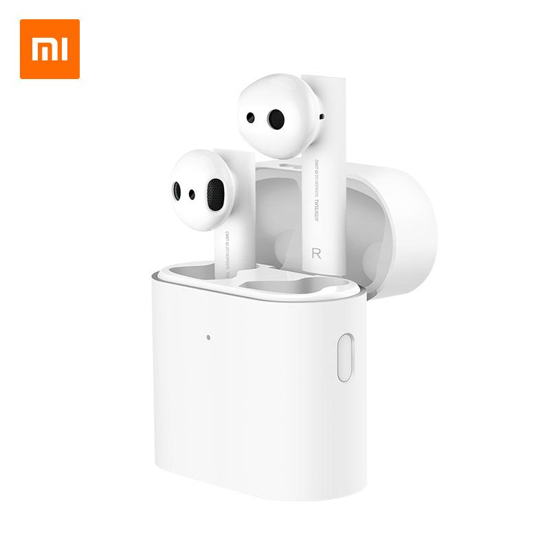 小米真无线蓝牙耳机Air2左耳右耳机充电仓器盒补配件丢失找回串联