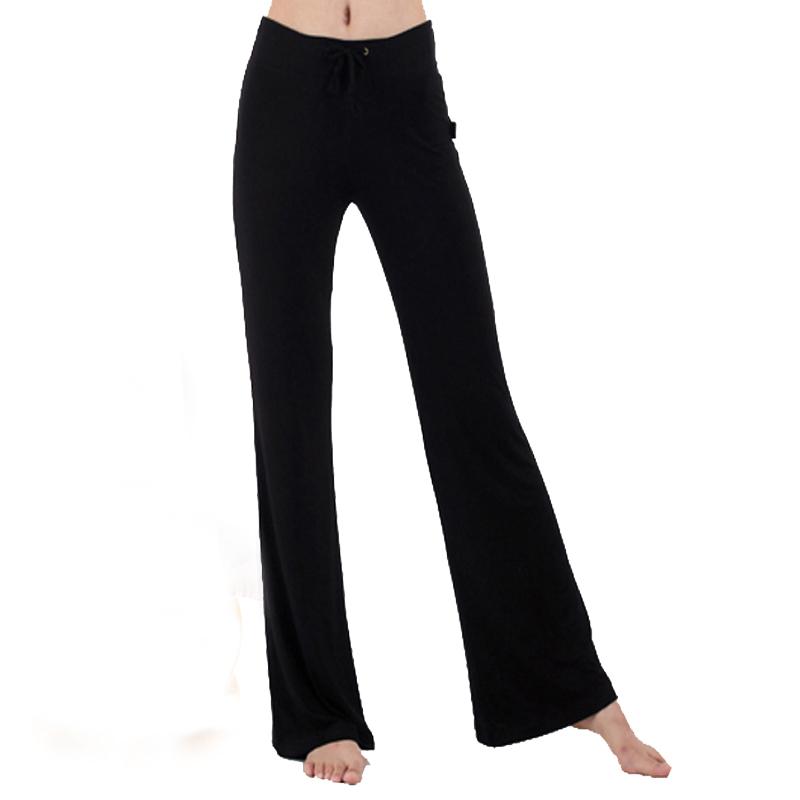 Бесплатная доставка по китаю новая коллекция Квадратный танец костюм латинский танец брюки весна лето поколение Фитнес-йога-брюки большой размер