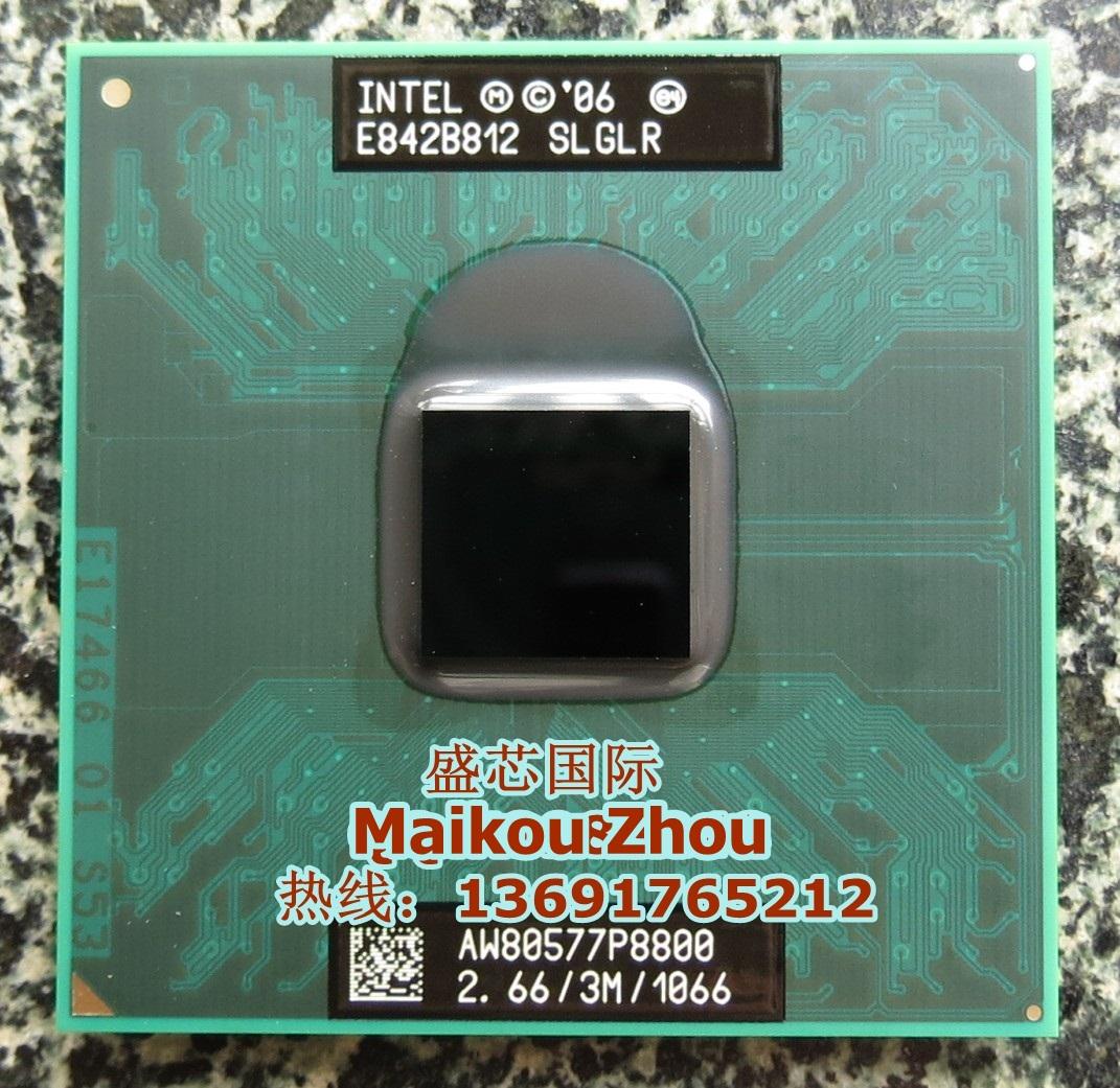 P8800 P8700 �P�本CPU正式版原�T9800 T9400 T9550 T9600 T9900