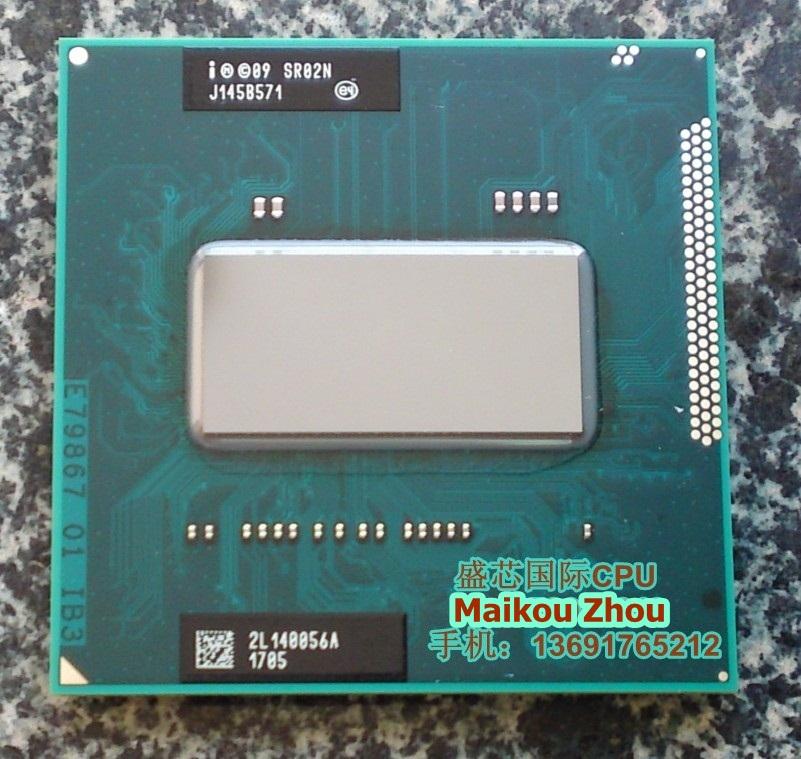I7 2670QM CPU 2720QM I7 2760QM 2630QM 2820QM 2860QM 2920XM