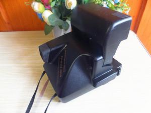 古董 英国Polarold2000 宝丽来一次成像拍立得相机 功能正常