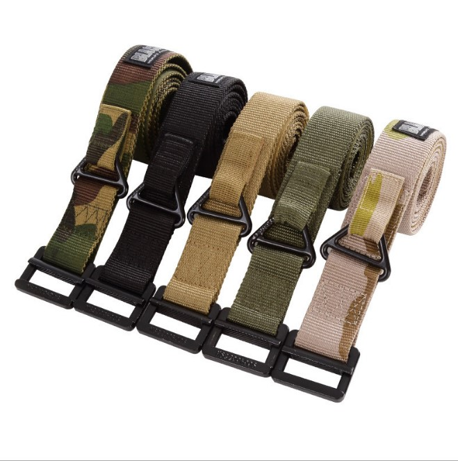 Blackhawk CQB Tactical Belt Outdoor Multi special forces tactical rappelling rescue canvas belt military fans shipping
