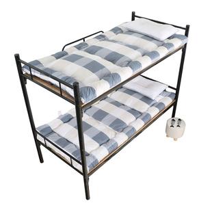 学生宿舍单人0.9米1.2m榻榻米加厚床垫1.8m床褥子1.5m双人垫被褥