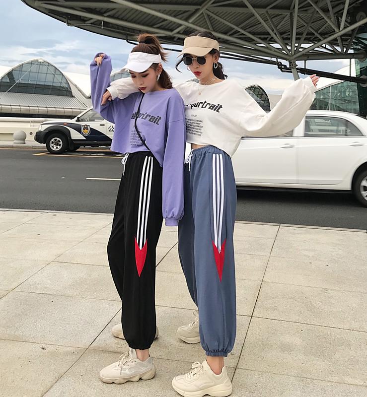 短款上衣韩版爵士舞服装女套装成人性感现代舞练功服街舞舞蹈服装