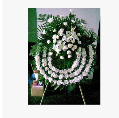 商丘梁园区中环广场沃尔玛毛主席像沃尔玛团结路鲜花配送白事花圈