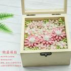 手玲珑纸艺【致爱丽丝】材料包 衍纸音乐花盒创意折纸手工diy制作