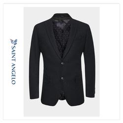 【商场同款】报喜鸟新款男式休闲单西 修身单排扣羊毛西装便西潮