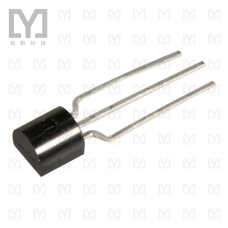 DS18B20+T&R(温度传感器芯片,数字式,±0.5℃,-55℃,TO-92,3引脚)