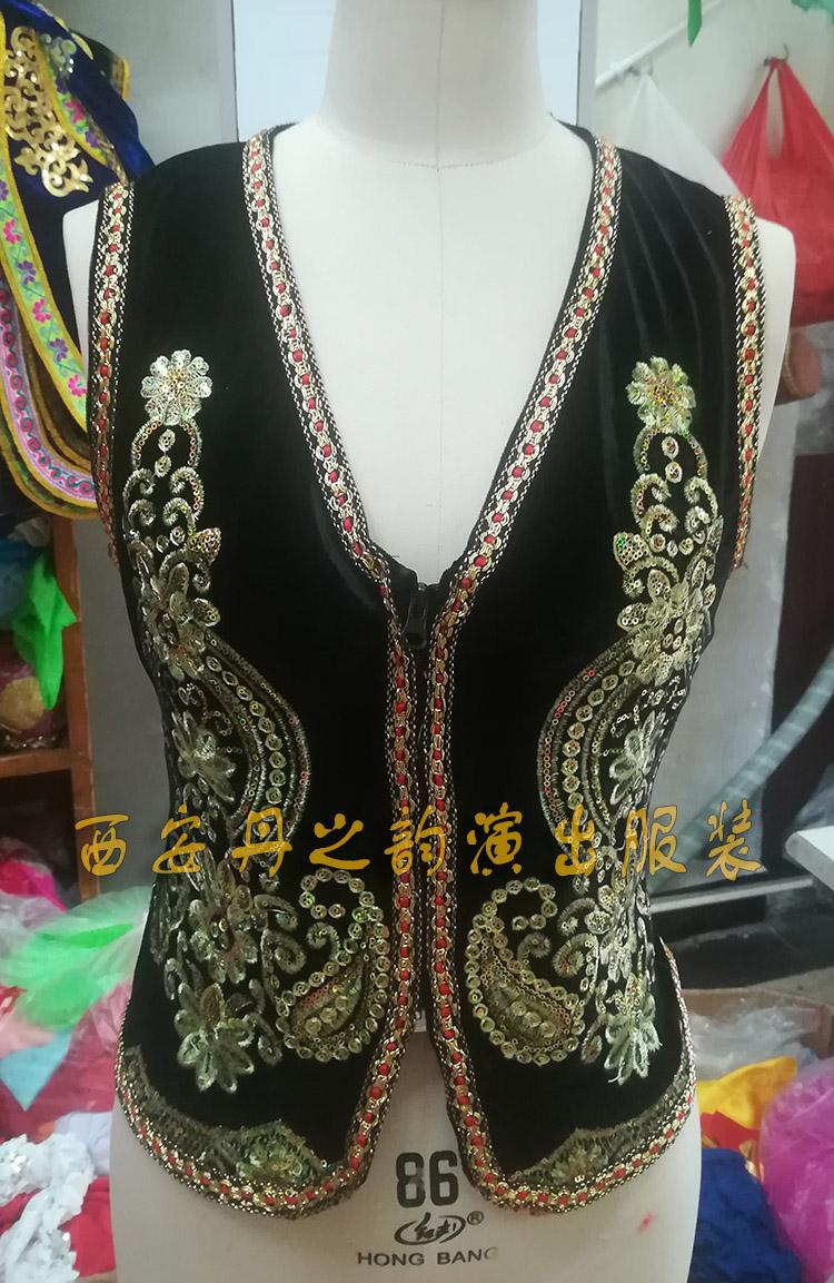 Новая коллекция Этническая сука для взрослых новый Одежда Синьцзян-Уйгур новый Синьцзянский магазин цветов