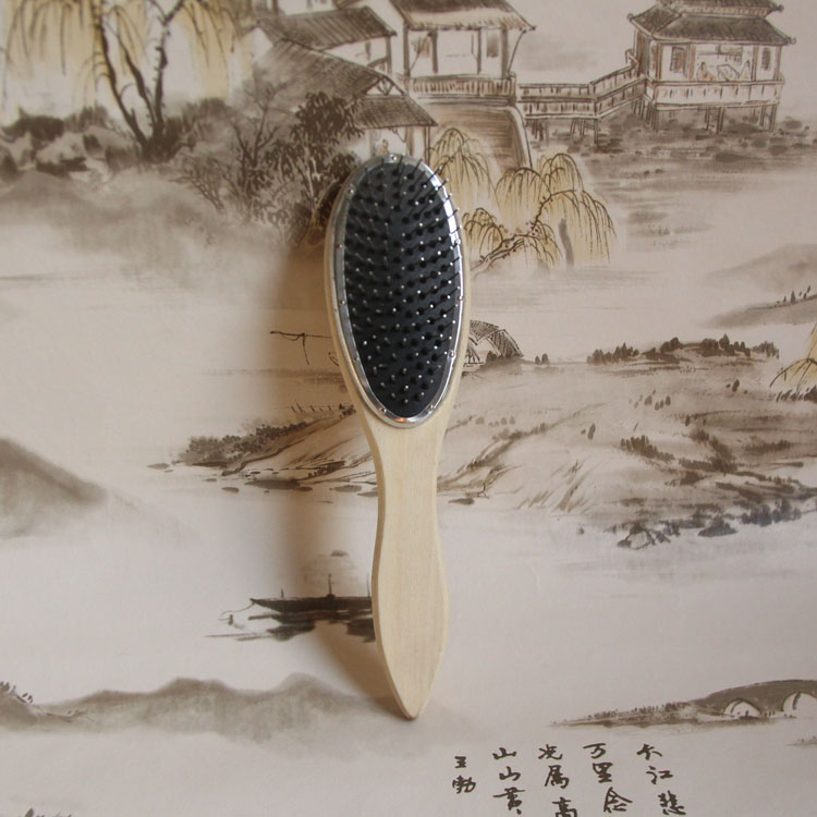 Wig iron comb antique wig steel comb styling comb antistatic comb photo studio antistatic comb