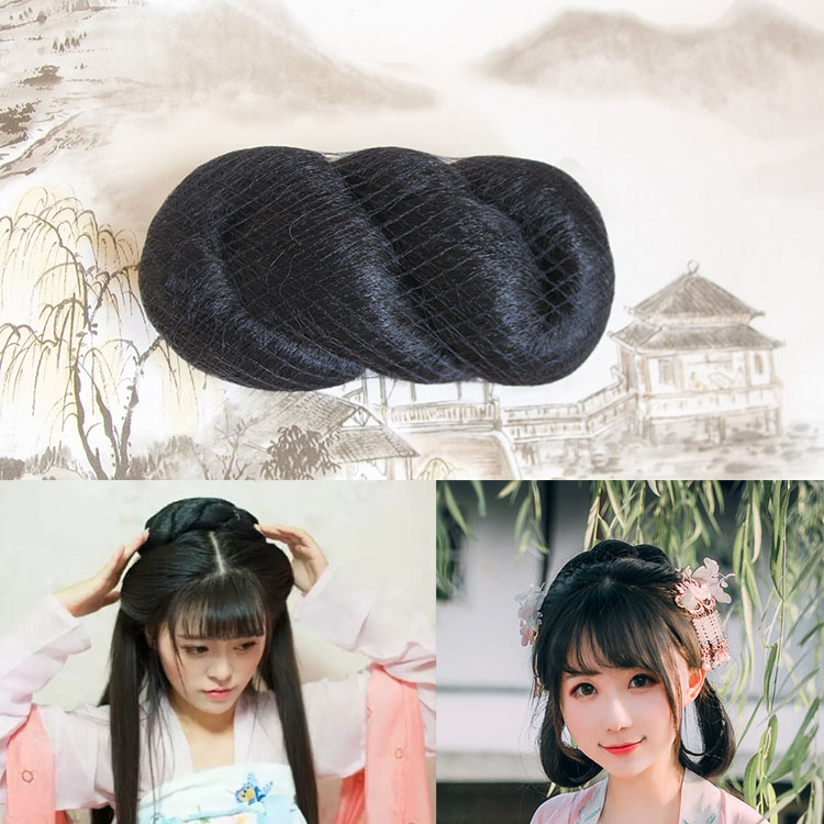 A new style of wig without base