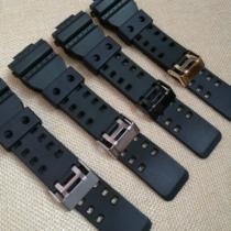 DW维途真皮表带手表带配件男女蝴蝶扣表链代用浪琴天梭美度卡西欧