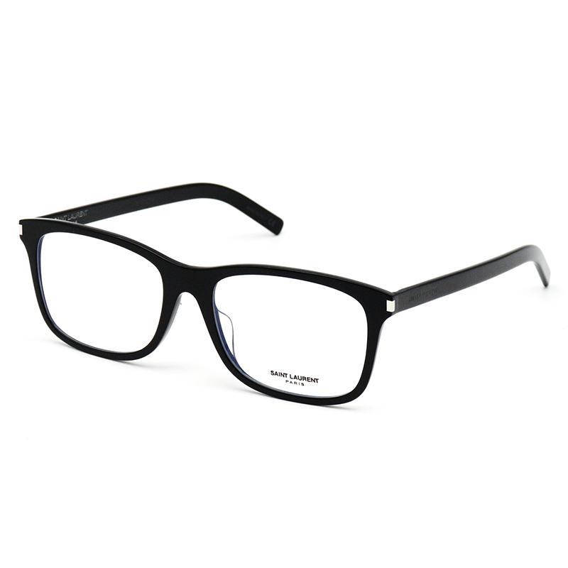 11月30日最新优惠亮点 刘柏辛同款YSL眼镜框女方形近视SL288/F SLIM圣罗兰眼镜架男