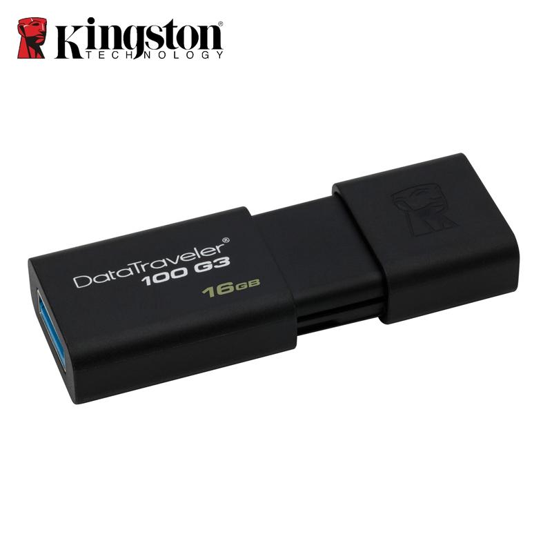 金士頓U盤 16gU盤 DT100 G3 高速USB3.0 定製 U盤16g包郵