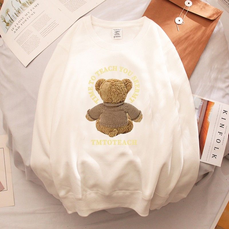 2020 lovelove spring and autumn bear couples bodyguards for men and women
