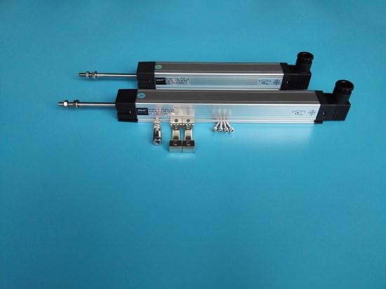 高精度射出成形機電子定規レバー式抵抗定規KTC-10 mm抵抗直線変位センサ
